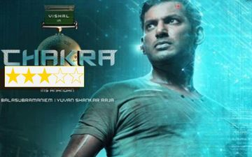 Chakra Review: Vishal's Brooding Presence In A Fun Film About Cyber Theft