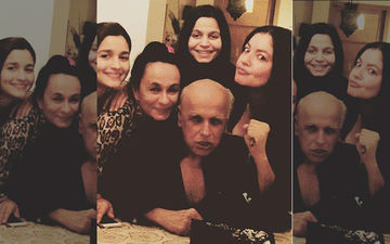 Happy Birthday Mahesh Bhatt: Alia Bhatt, Soni Razdan, Pooja Bhatt Wish The Filmmaker In The Most Special Way