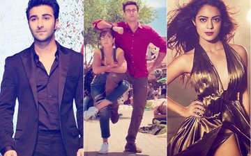YRF's Latest Entrants Aadar Jain & Anya Singh Pay Tribute To Ranbir Kapoor & Katrina Kaif's Jagga Jasoos