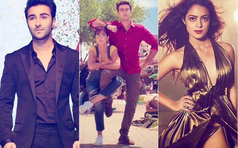 YRF's Latest Entrants Aadar Jain & Anya Singh Pay Tribute To Ranbir Kapoor & Katrina Kaif's Jagga Jasoos