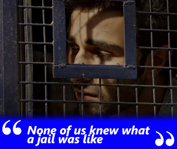 aadar jain exclusive interview none of us knew how jails were