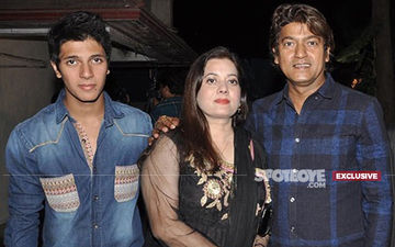 Aadesh Shrivastava And Vijayta Pandit's Son Avitesh Shrivastava Booked By Juhu Police