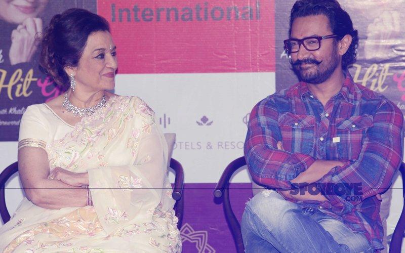 Aamir Khan Gets Emotional, Recalls Asha Parekh Coming To His Rescue