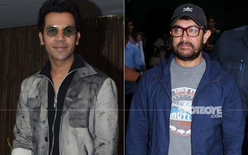 3 Times When Rajkummar Rao And Aamir Khan Underwent Shocking Body Transformations For Their Movies And Left Fans Impressed