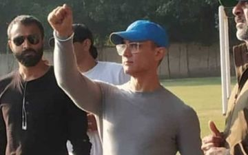 Laal Singh Chaddha: Aamir Khan Sheds His Bearded Look And Goes Clean
