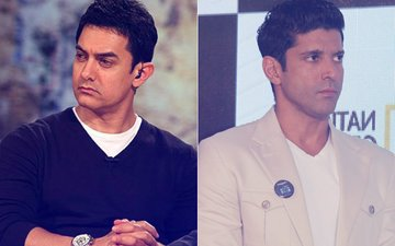 Did Aamir Khan Forget To Tag Farhan Akhtar In Lucknow Central Tweet? Or, Is All NOT Well?