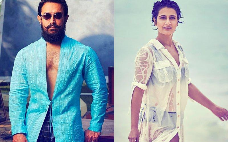 Here's Aamir Khan's Cute Nickname For Fatima Sana Shaikh...