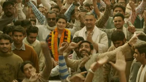 aamir khan and fatima sana shaikh in a still from dangal