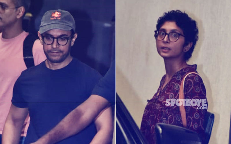 Aamir Khan And Kiran Rao Attend Producer's Guild Meet, Discuss #MeToo And Safety of Women