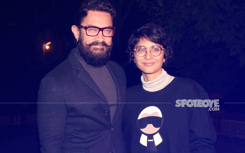 Aamir Khan And Kiran Rao Down With Swine Flu