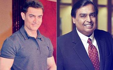 क्या आमिर खान के 1000 करोड़ के बजट वाली फिल्म 'महाभारत' को मिल गया है मुकेश अंबानी का साथ?