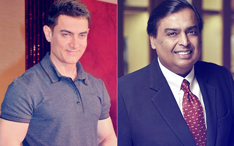 Aamir Khan's Ambitious Project, Mahabharta Gets Funder, Mukesh Ambani To Co-Produce The Film?