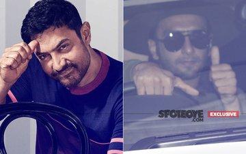 Are Ranveer Singh & Aamir Khan Doing A Film Together?