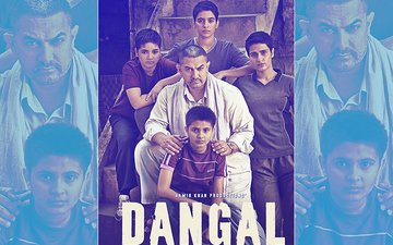 Aamir Khan's Dangal Creates A New Record, Releases In 9000+ Screens In China