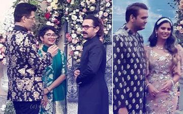 Aamir Khan, Kiran Rao, Karan Johar Attend Isha Ambani-Anand Piramal's Engagement Party In Italy