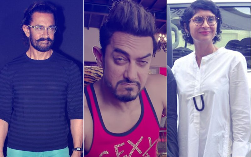 Aamir Khan: Kiran Did Not Want Me To Do Secret Superstar As She Found The Character Too Creepy