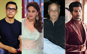 Aamir Khan, Madhuri Dixit, Mahesh Bhatt, Varun Dhawan Mourn Over The Demise Of Ajay Devgn's Father, Veeru Devgan