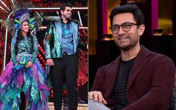 "Aamir Khan Motivates Babita Phogat For Nach Baliye 9; Says, ""Zyada Taklif Ho Toh Aap Do Chaar Dhobi Pachad Maar Dena"""