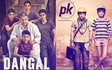 Aamir Khan's Dangal Enjoys Blockbuster Weekend In China, Beats PK To Become Second Highest Earning Indian Film Globally