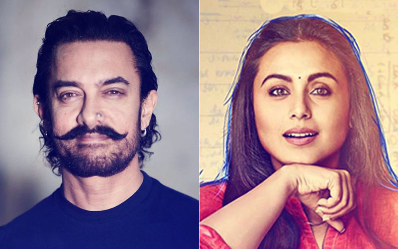 Aamir Khan Promotes Rani Mukerji's Hichki In China