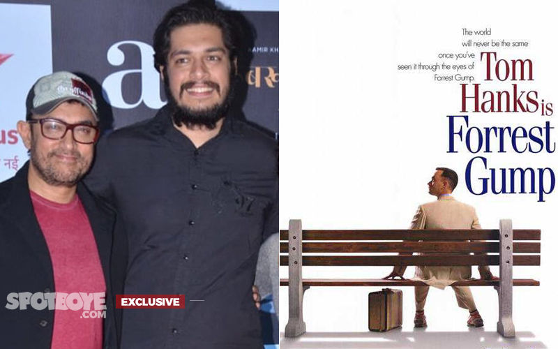 Aamir Khan's Son Junaid Was Supposed To Play The Young Tom Hanks In Papa's Forrest Gump Adaptation