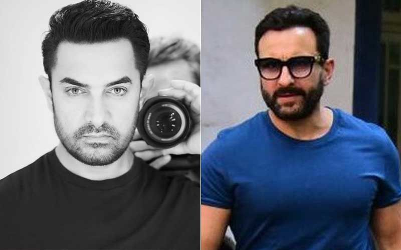 Saif Ali Khan And Aamir Khan To Collaborate For Vikram Vedha Remake? Nawab Spills The Beans
