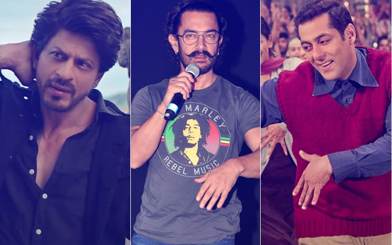Aamir Khan On Shah Rukh Khan & Salman Khan: One Failure Does Not Affect Their Stardom