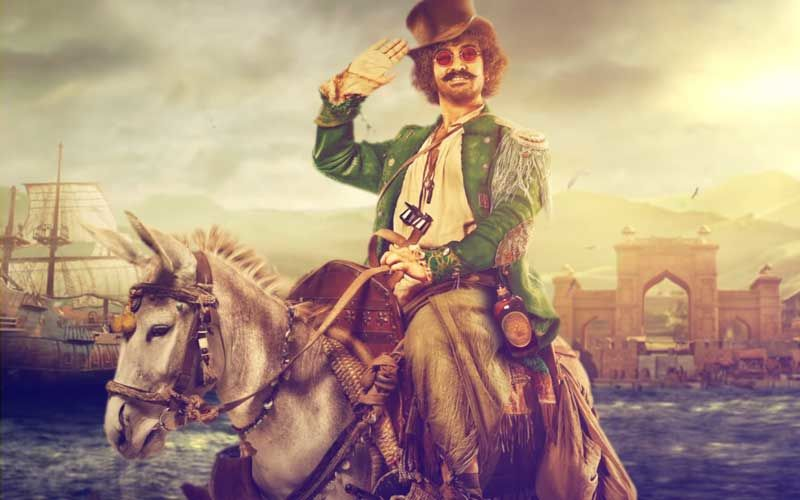Thugs Of Hindostan Motion Poster: Aamir Khan's Firangi Mallah Look Revealed