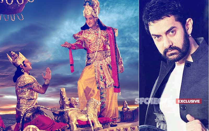 CONFIRMED: After Thugs Of Hindostan, Aamir Will Make 5 Parts Of Mahabharat