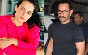 Kangana Ranaut Attacks Aamir Khan Over His Old Remarks About 'Intolerance' In The Country: 'Intolerance Gang Se Pooche Kitne Kasht Sahe Hai'