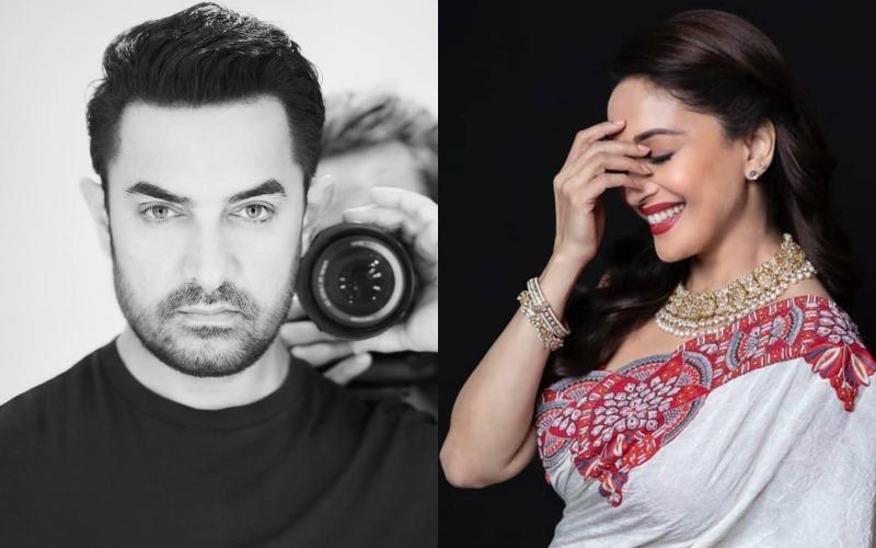 आमिर खान के एक बुलावे पर पहुंची माधुरी दीक्षित, इस खास शो का बनी हिस्सा