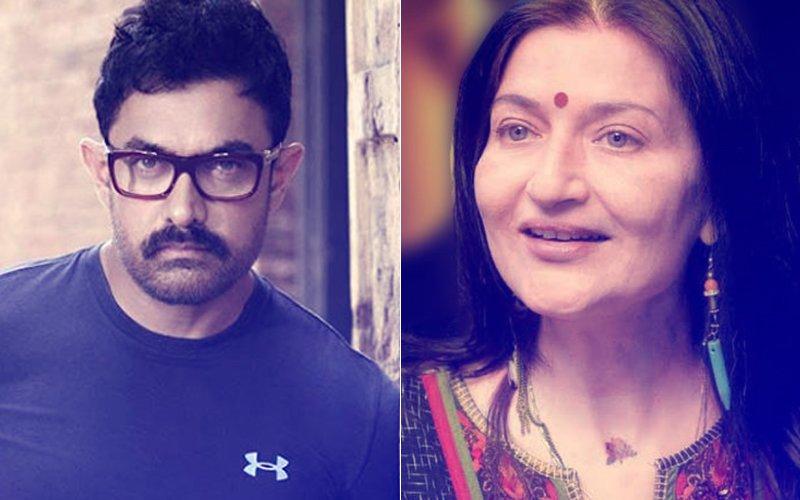 Sarika Seeks Aamir Khan's Help To Reclaim Her Juhu Flat?