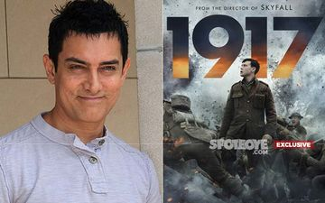 Aamir Khan Watches 1917 In Chandigarh; Special Screening Organized For The Superstar By Reliance Entertainment- EXCLUSIVE