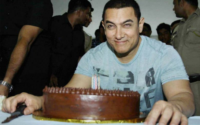 Aamir Lives Life With Precision
