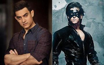 आमिर खान की 'लाल सिंह चड्डा' से टकराएगी ऋतिक रोशन की फिल्म कृष 4, पढ़ें पूरी खबर