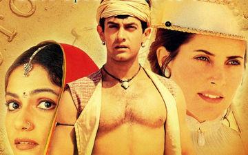 आमिर खान की फिल्म 'लगान' को हुए 18 साल, ट्वीट करके कही यह बात