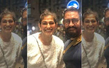 Kubbra Sait Receives The Best Birthday Gift; A Meeting With Her Favourite Aamir Khan