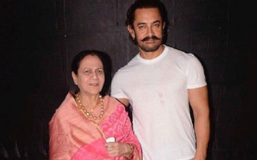Aamir Khan Cannot Resist Kebabs Prepared By His Mother Zeenat; Makes Midnight Trips To Her House