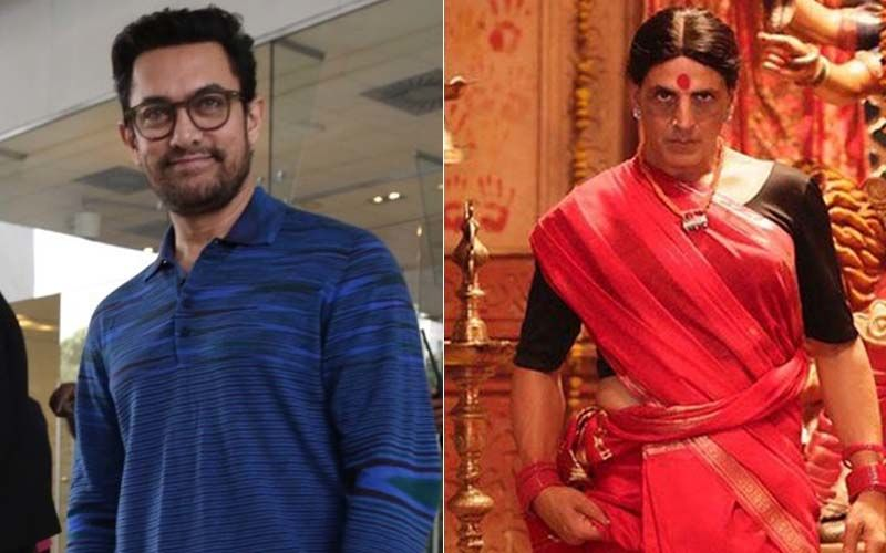 Laxmmi Bomb Trailer: Aamir Khan Applauds Akshay Kumar's 'Superb Trailer': 'Wish It Was Releasing In Theatres'; Latter Is Touched By 'Men Supporting Men'