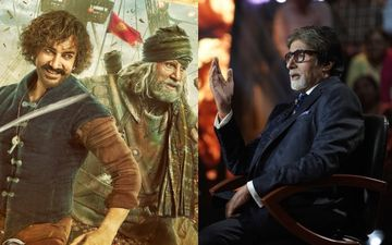 आमिर खान के मुरीद बने अमिताभ बच्चन, कह डाली ये बात