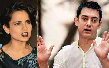 कंगना रनौत ने लगाया था आमिर खान पर संगीन आरोप, अब एक्टर का जवाब सुन आप सोच में पड़ जाएंगे