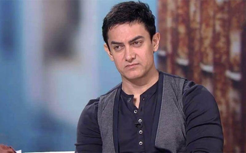 Omg! बॉलीवुड के 'दंगल' स्टार आमिर खान को इस बात से लगता है डर