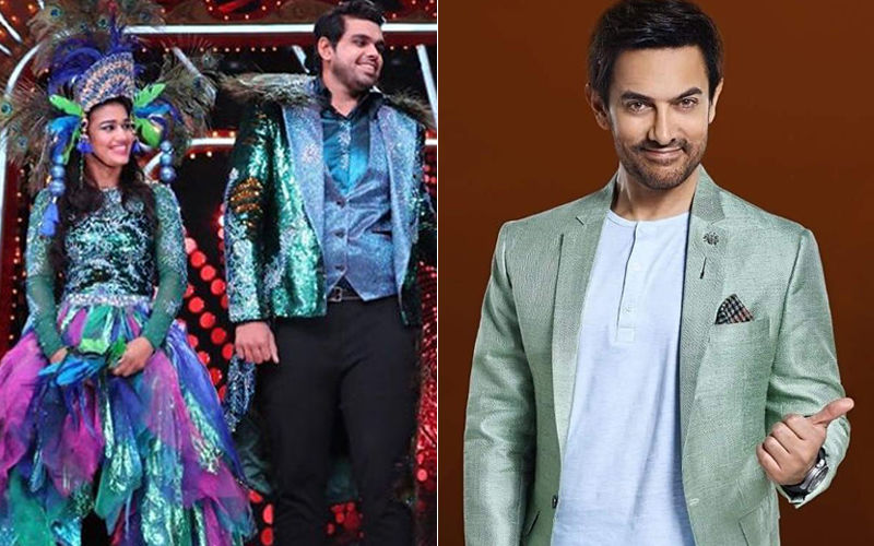 Nach Baliye 9: बबिता फोगाट को सपोर्ट करते नज़र आए आमिर खान, कही यह बात