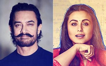 चाइना में रिलीज़ होने जा रही है रानी मुख़र्जी की हिचकी, आमिर खान ने किया प्रमोशन