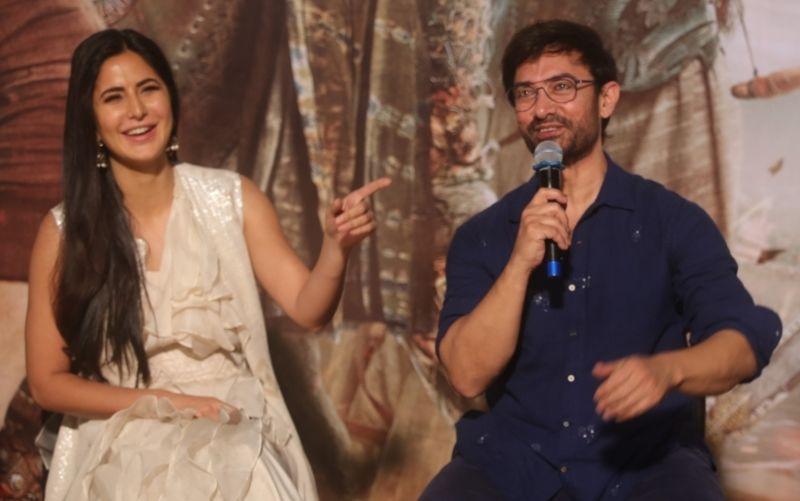 ठग्स ऑफ हिंदोस्तान: आमिर खान को बेहद पसंद है सुरैया गाना