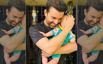 Sanjeeda Shaikh's Estranged Hubby Aamir Ali Shares FIRST GLIMPSE Of Daughter Ayra Ali On Her First Birthday: 'My Chota Sa Jaan Kept Me Strong'