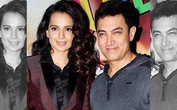 Aamir Borrows Kangana's Trainer