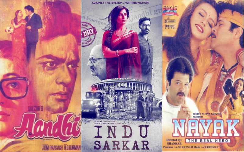 Madhur Bhandarkar's Indu Sarkar Reminds Us Of Bollywood's Best Political Dramas
