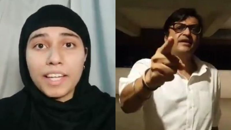 Kangana Ranaut, Sonam Kapoor's Mimic Suggests Arnab Goswami To Stay Indoors, 'Flight Main Kamra Pel Deta Hai, Sadak Par Gunde' – Video