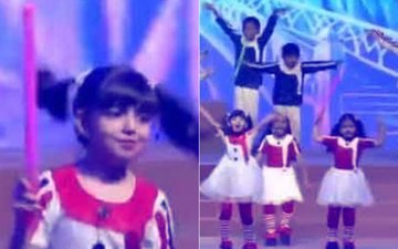 WATCH: Aaradhya Bachchan's Annual Day Video Proves She Is A Born Performer